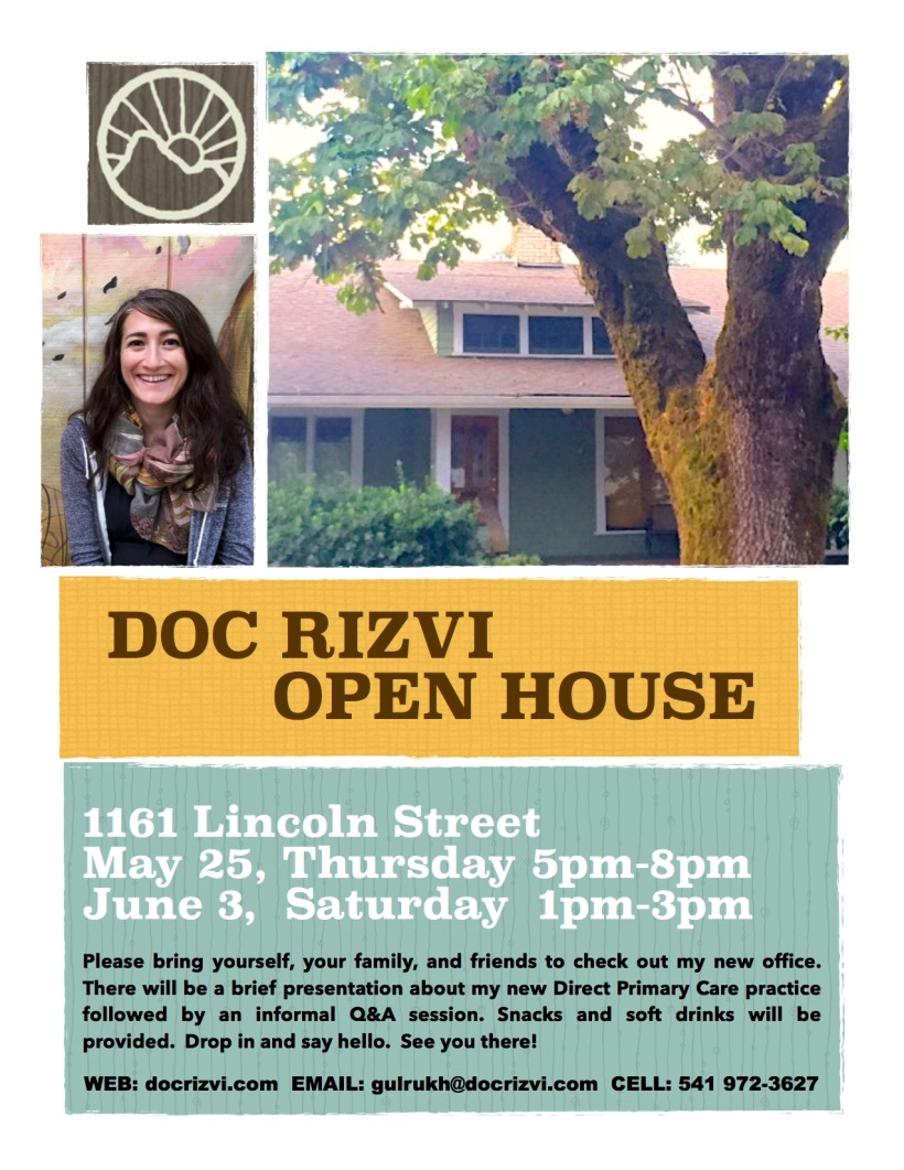 Doc Rizvi Open House